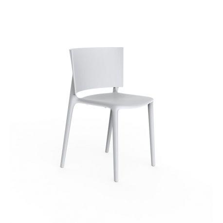 Chaise Africa, Vondom blanc
