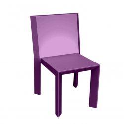 Chaise Frame, Vondom violet Mat