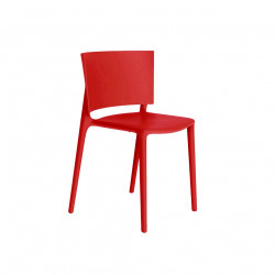 Chaise Africa, Vondom rouge