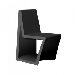 Chaise Rest Silla, Vondom anthracite