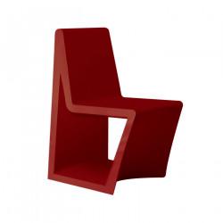 Chaise Rest Silla, Vondom rouge