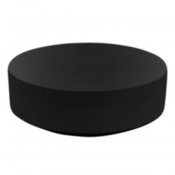 Pouf rond Vela Chill diamètre 120cm, Vondom noir