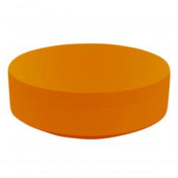 Pouf rond Vela Chill diamètre 120cm, Vondom orange
