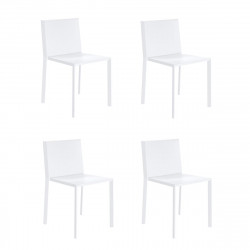 Lot de 4 chaises Quartz, Vondom Bronze