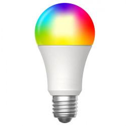 Ampoule E27 Led variation de couleurs RGBW 9W