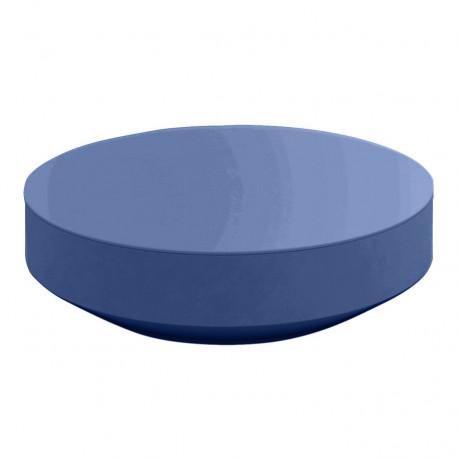 Table basse design ronde Vela, Vondom navy