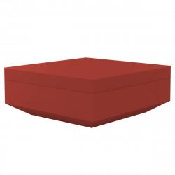 Pouf Vela, Vondom rouge