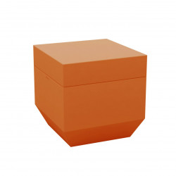 Pouf Vela 40x40cm, Vondom orange