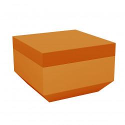 Pouf Vela 60x60cm, Vondom orange