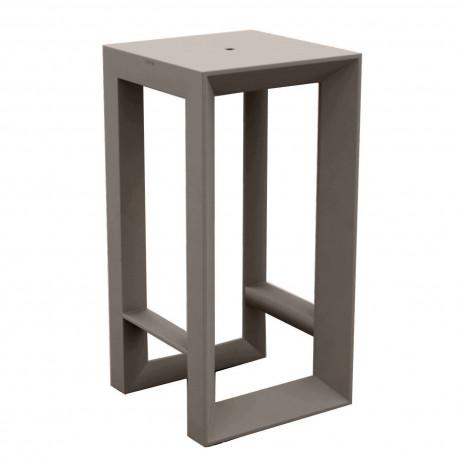 Table haute Frame, Vondom taupe