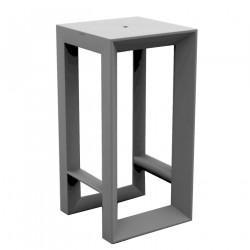 Table haute Frame, Vondom acier