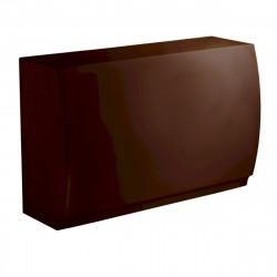 Bar Design Fiesta, module droit 180x80xH115cm, Vondom, Bronze