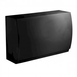 Bar Design Fiesta, module droit 180x80xH115cm, Vondom, Noir