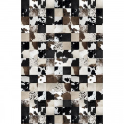 Tapis vinyle mosaïque 139x198cm, collection Baba Souk, Pôdevache