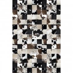 Tapis vinyle mosaïque 198x285cm, collection Baba Souk, Pôdevache