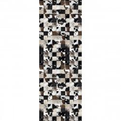 Tapis vinyle mosaïque rectangulaire, 95x300cm, collection Baba Souk, Pôdevache