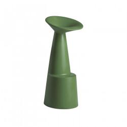 Tabouret de bar design Voilà, Slide Design, vert romarin