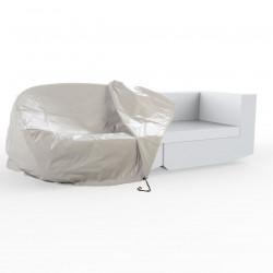 Housse de protection pour Sofa Vela 220 cm, Vondom