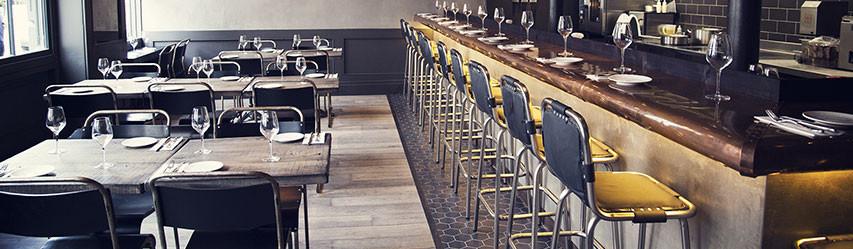 Mobilier de bar design