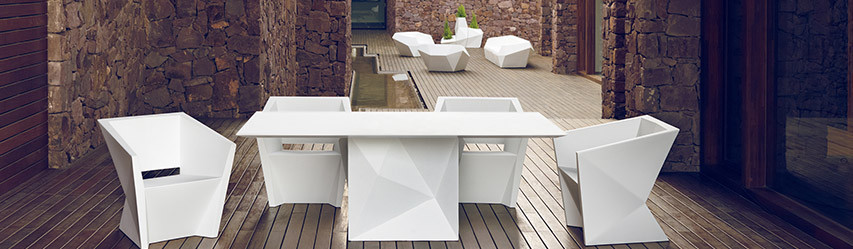 Tables jardin