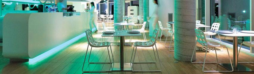 Chaises restaurant