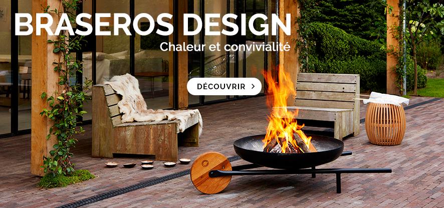 Brasero et Barbecue design